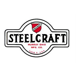 Steelcraft Chrysler Airflow Seat Logo Graphic