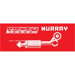 Murray® Tractor Deluxe Tractor 1963-69 Graphic