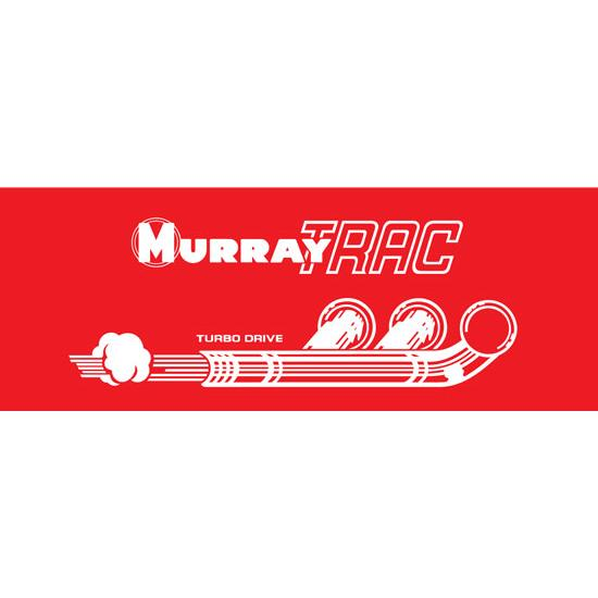 Murray® Tractor 1952-55 Graphic