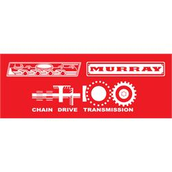 Murray® Tractor 1968-71 Graphic