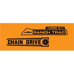 AMF Ranch Trac Tractor Graphic