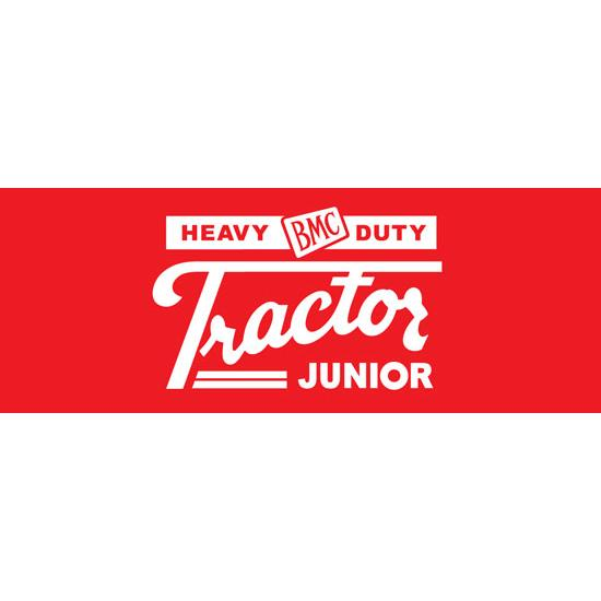 BMC Junior Heavy Duty Pedal Tractor Graphic