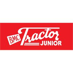 BMC Junior Pedal Tractor Graphic