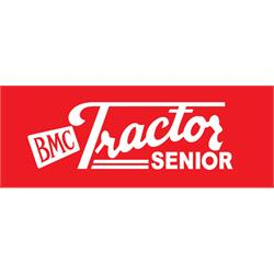 BMC Senior Pedal Tractor Graphic