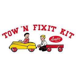 Tow and Fix-It Decal
