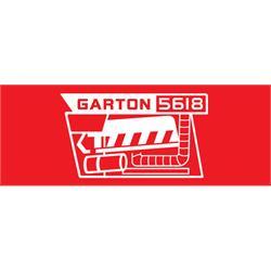 Garton 5618 Pedal Tractor 1962-65 Graphic