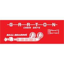 Garton Pedal Tractor 1961-62 Graphic