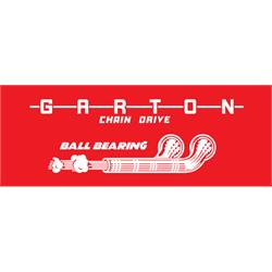 Garton Pedal Tractor 1965-69 Graphic