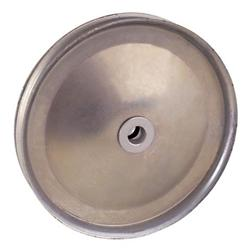 6.25 Inch Smooth Universal Wagon Wheel For 3/8 Inch Axle