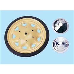 Chrysler Airflow Wheel Kit, Striper-Dot Hub