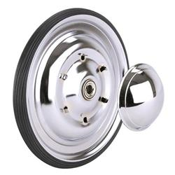 Chrome Drive Wheel and Tire Combos