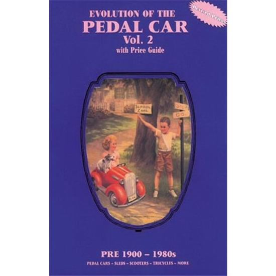 Evolution of the Pedal Car, Volume 2