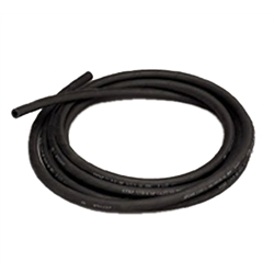 Aeroquip FBN0600 Special Application Socketless AN Hose, Black, 2 ft.