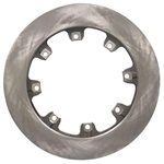 AFCO 9850-6021 Straight Vane Brake Rotor, 11.75 x .81 Inch
