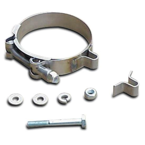 Dynatech exhaust tube clamp collar assembly kit
