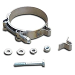 Dynatech 794-90400 Exhaust Tube Clamp Collar Assembly Kit, 4 Inch