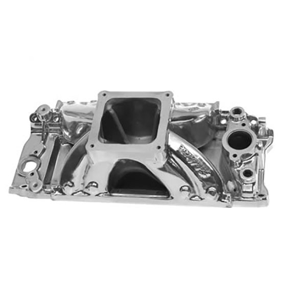 Edelbrock 29271 Victor Series Intake Manifold, Big Block