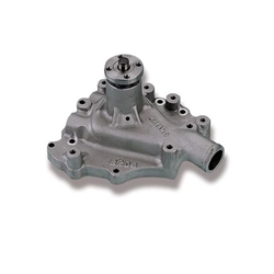 Weiand 8209 Action Plus Aluminum Water Pump Ford 351C, 351M