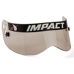 Impact Racing Vapor Helmet Shield, Fog Free
