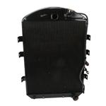 Walker Z-Ac510-1 Z-Series 1933 Chevy Master Radiator w/ AC Condenser