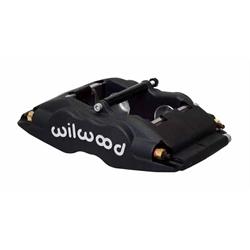 Wilwood 120-11329 Forged Superlite Internal 4 RH Caliper, Black
