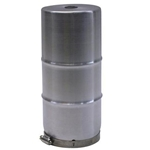 Speedway Oil Filter Rock Guard, 9 Inch Long