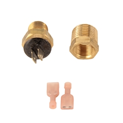 Painless 30111 Thermostatic Switch, 185 Degrees On, 175 Degrees Off
