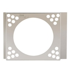Electric Fan Shroud, 15-18 Inch Tank-to-Tank x 17-20 Inch, 12 Inch Fan Hole