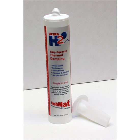 HushMat 40100 Ultra H-2-O Damping and Sealing Paste