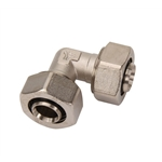 RapidAir M8067 Maxline Air Hose Elbow Connector, 3/4 Inch Fitting