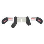 Kirkey 98711-S Head & Shoulder Restraint W/ Short LH Head Support