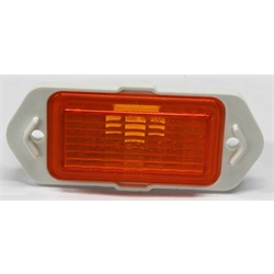 CHQ Reproductions Front Side Marker Light  Assembly, Camaro/Chevelle