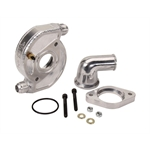 Arts Swivel Neck Water Pump Housing