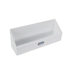 HRP HRP6518-WHT Single Gear Shelf