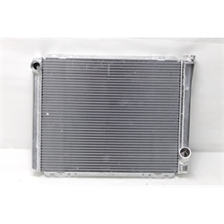 Garage Sale - AFCO 80112N Universal Fit Racing Radiator, 26 Inch Chevy, -16 AN O-Ring Inlet