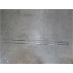 Garage Sale - Stainless Steel T-Bucket Windshield Support Rods