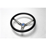 Garage Sale - Grant 969 Classic Nostalgia Steering Wheel w/ Chevy Horn Button-15 In