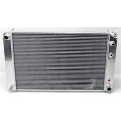 Garage Sale - AFCO Direct Fit 1973-91 GM Pickup Aluminum Radiator, With Trans Cooler