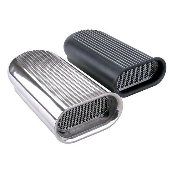 Tunnel Ram Scoop Air Cleaner : Gasser style competition air scoop for blown tunnel ram