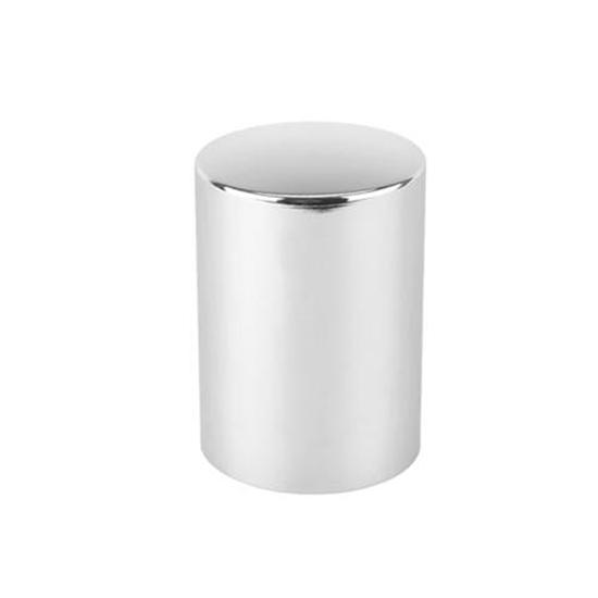 Chrome Oil Filter Cover, 3-5/8 I.D., 5-1/8 Deep