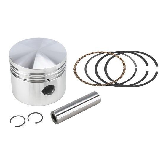 Arias Forged Flathead Ford Pistons, 4.125 Stroke