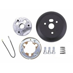 Grant 3196 3-Bolt Steering Wheel Adapter, GM Applications