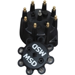 MSD 84313 Black Distributor Cap for PN 8570, 8545, 8546