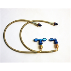Garage Sale - Stainless Steel Brake Line and Fitting Kit