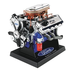 1:6 Scale Die-Cast Ford 427 SOHC Street Engine Replica