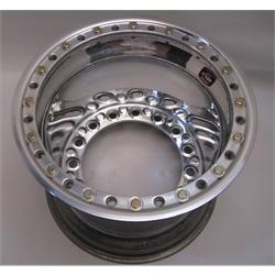 """Garage Sale - Weld Wide 5 Beadlock Wheel - 15 x 12 3"""" Offset"""