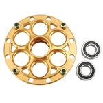 Weld Racing C8082-A 10 Inch Micro/Mini Sprint Front Hub Assembly