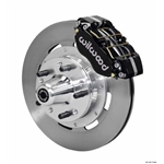 Wilwood 140-13344 DP-DB 12.19 Inch Front Brake Hub Kit, 65-69 Mustang