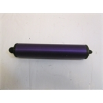 Garage Sale - Purple 10 Inch Aluminum Fuel Filter Housing