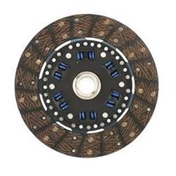 Flathead 9 Inch Clutch Disc, 1-3/8 Inch 10-Spline